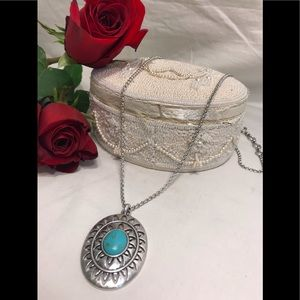 🔆 Lucky Brand pendant necklace